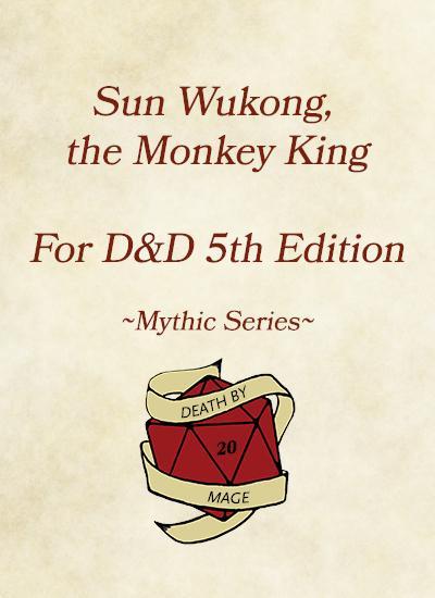 Sun Wukong Cover 4