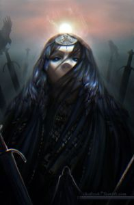 Morrigan, Goddess of Death