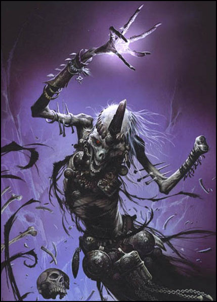 Vecna, the Whispered One