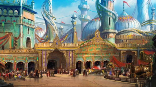 The Inventor's Fair offers many innovative options, Image by Wizards of the