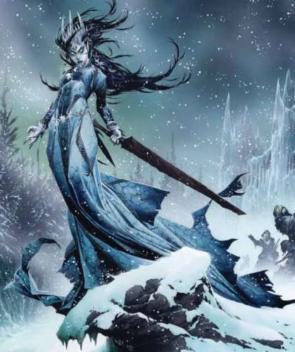 Guide to the Feywild – the Winter Court – Death By Mage