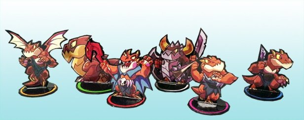 Death By Review] Paper Miniatures from Trash Mob Minis