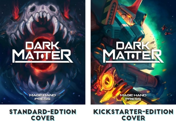 Strap on your Space Ships and Enter Dark Matter for D&D 5e